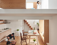 HAO | Mixed-Level Family Home