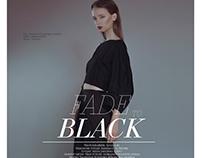 FADE to BLACK for PROMO Magazine