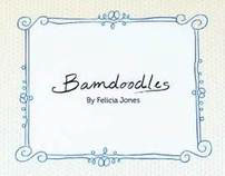 Bamdoodles-Illustration book