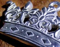 Silver 3D Print