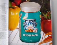 Heinz Beanz Magazine Ad