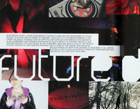 Electronic Music package, NYLON Guys magazine
