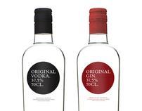 Original Vodka & Gin