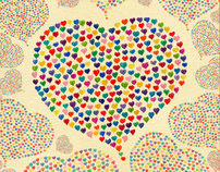 Illustration: Love Card