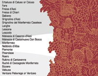 Vini d'Italia - Wines of Italy Posters