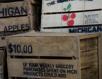 Buy Michigan Crates