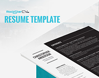 Resume Template Khalama