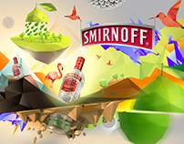 Smirnoff Animal party