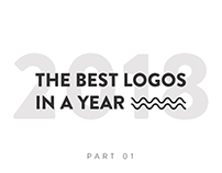 The Best Logos in a Year 2018