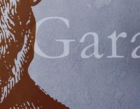 Garamond Typeface Book