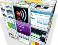 CMC Markets 3D Cube