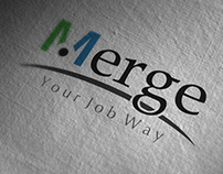 Merge Recruitment Logo