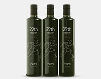 29th - Anniversary Olive Oil Packaging
