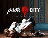 Paste The City / Colbon