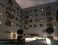 Neinor Astrabadua - 3D Architectural Visualization