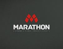 Marathon Group branding
