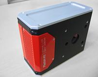 Design d'une caméra infrarouge scientifique