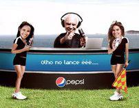 Concurso Pepsi - Olho no Lance com Silvio Luiz
