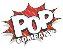 Pop company Corporate identity