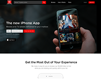 Netflix / DVD - Landing Pages