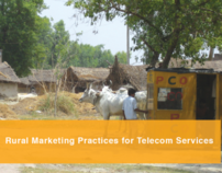 Rural Marketing Practices for Telecom Services
