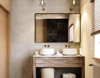 Bathroom visualithation