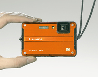 Panasonic Lumix FT2- Waterproof, Frostproof, Dropproof