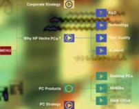Hewlett Packard UK - Multimedia Presentation