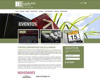 Web Paseo La Plaza