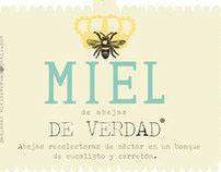 MIEL DE VERDAD