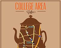 Local Coffee Shop Map