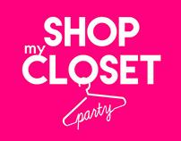 Shop My Closet Party - Motion Design