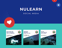 Nulearn | Social Media Banners 2018