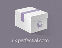 Perfectial UX Landing Page