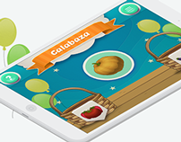¡A Clasificar! - Kids Game UI and 2D Art