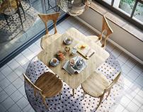 ArchViz: Small apartment
