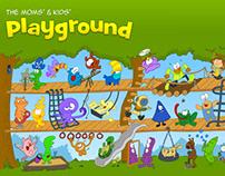 The Moms' and Kids' Playground (2007)