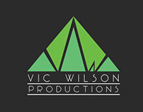 Vic Wilson Productions Branding