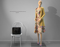 Fashion Product Rendering