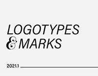 LOGOTYPES & MARKS 2021.01