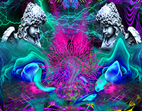 Discordant Dreams- Fractal Visions