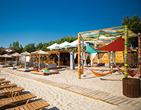 Gorplyaj. Beach club design