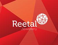 Reetal Jewellery Branding