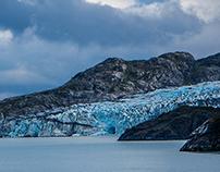 Alaska Cruise - Inside Passage #11- Glaciers/Mtns