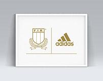 2013 — Adidas x Federazione Italiana Rugby