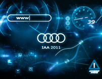 Audi: IAA 2011