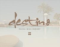 DESTINO IBIZA - Brand hotel web