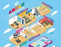 Adego Academy Wifi Facebook Post 2016