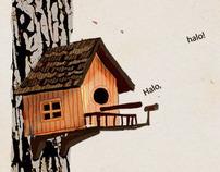 Ptasie Radio | illustrations