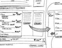 UX - Conceptual Sketching